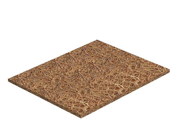Материал - Кокосовый лист (койра) 10 мм
